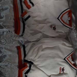2 Vintage Auburn His and hers sweaters